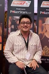APPT Seoul Final Table: Shinhan Sid Kim