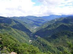 五寮尖 眺望三峽山谷