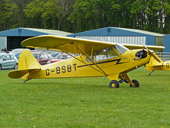 G-BSBT (QSY on-route) Tags: kemble egbp gvfwe greatvintageflyingweekend gbsbt 09052010