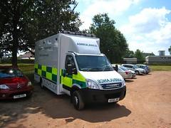Iveco Daily 65c18/ (barronr) Tags: scotland stirling ambulance sort scottishambulanceservice stirlingroyalinfirmary specialoperationsresponseteam
