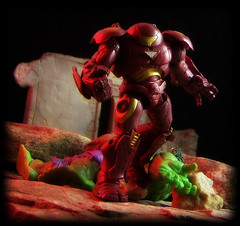 Hasbro Iron Man 2 Comic Series - Iron Man [Hulkbuster Armor] (Ed Speir IV) Tags: man movie toy actionfigure book iron comic ironman armor hero figure superhero series hulk marvel universe incredible hasbro 334 hulkbuster ironman2