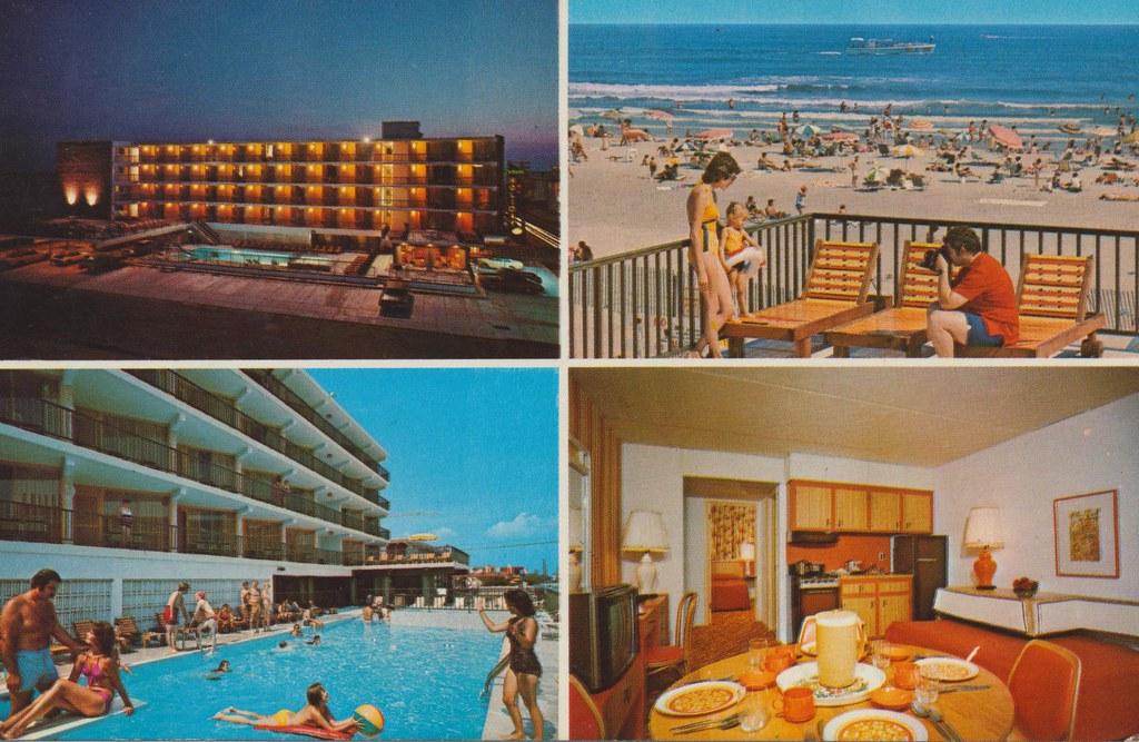 Ocean Holiday Motor Inn - Wildwood Crest, New Jersey