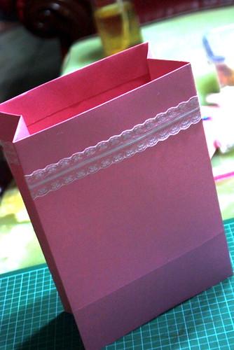 天使媽媽的紙袋教學 026