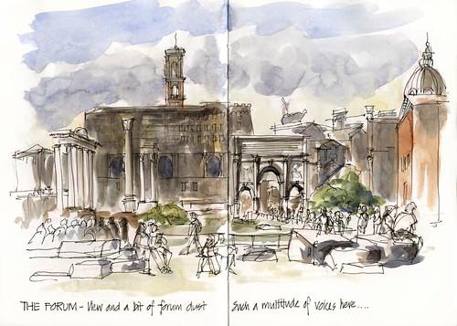 0927MO_06 In Roman Forum