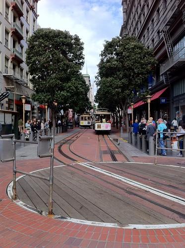 San Francisco: ding ding!