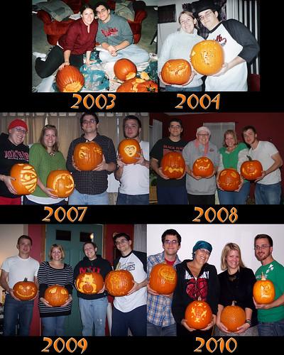 Pumpkins 2003-2010