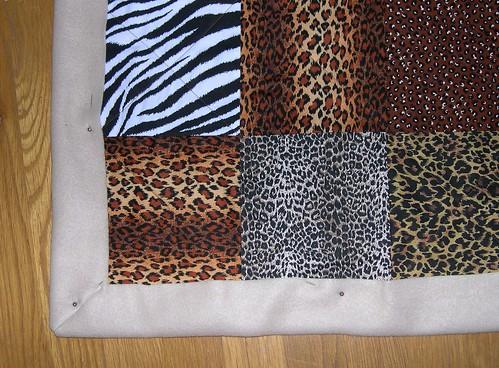 Fleece-Backed Quilt - Step 5