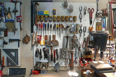 Kramers Tools (Man_of Steel) Tags: studio workshop taller workroom organization mystudio organized metalworking herramientas pegboard drillpress fabbrica myworkspace myshop organizationallyspeaking theartiststudio metalfabricatorworkshop mysenseoforganization