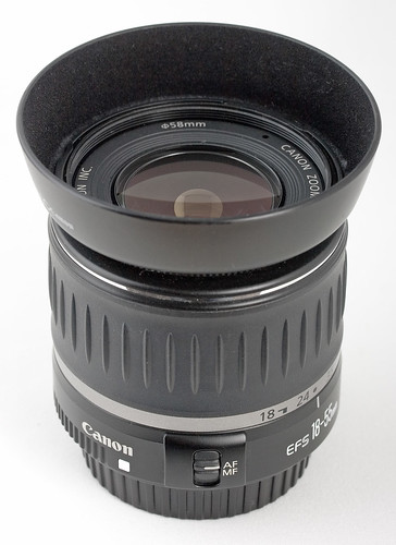 Canon EFS 18-55mm Kit Zoom Lens