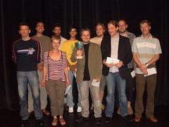 Die Gewinner des A-Opens