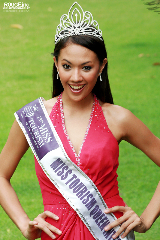 Miss Tourism Queen International 2006 - Justine Gabionza of Philippines / OFFICIAL THREAD 735656289_f60461a968_o