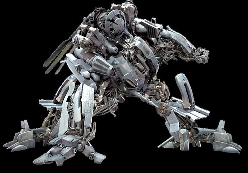 Coolest Transformer in both movies