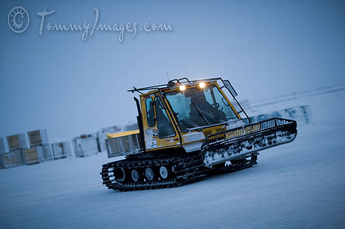 for a snow tractor/snow