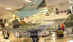Luftwaffe Me-262 & Me-163 Munich (Danner Gyde) Tags: favorite museum plane germany munich mnchen airplane fly aircraft aviation wwii jet worldwarii ww2 rocket swallow veteran 1945 flugzeug worldwar2 secondworldwar messerschmitt schwalbe deutschesmuseum luftwaffe yourfavorites aviationmuseum flyver 19391945 rlm me262 19411945 me163 ww2fighter andenverdenskrig 2worldwar flyvemaskine ww2jet   zweiteweltkrieg ww2luftwaffe luftwaffeww2 zweitewletkriegluftwaffe