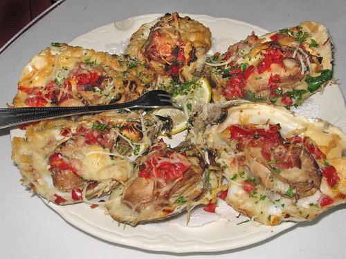Irene's Cuisine: Oysters Irene