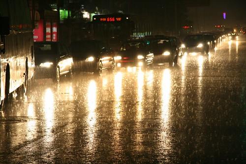 Wudaokout rain