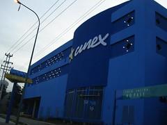 Cinex Metrópolis - Fachada