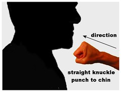 Punch to Chin