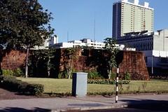 Das Fort in der Baixa von Maputo