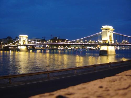 Chain Bridge (Széchenyi Lánchíd)