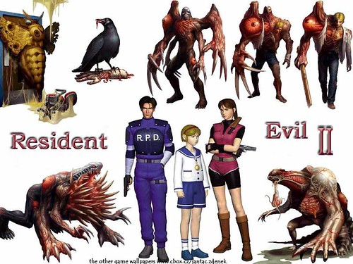 personnage resident evil 4
