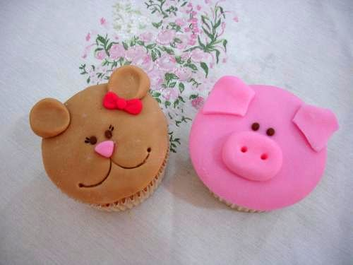 Nigella's vanilla cupcakes