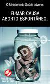 Fumar causa aborto espontanêo.