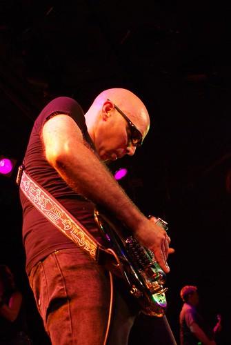 Joe Satriani at The Roxy Theatre