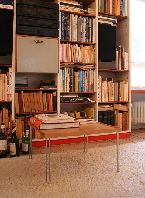 Finn Juhl living room