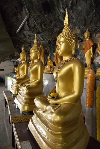 Triple Buddhas