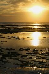 Sunset (brandonjohnson) Tags: sunset beach mexico rockypoint
