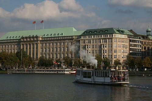 Eine Alsterfahrt, die ist lustig, eine Alsterfahrt die ist schön (c)Jan Beckendorf/flickr.com