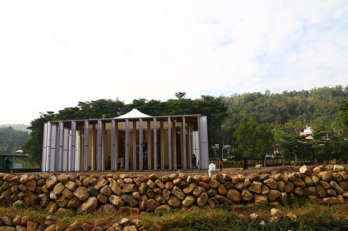 埔里桃米紙教堂044