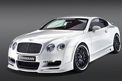 HAMANN Bentley Continental GT & GT Speed pictures