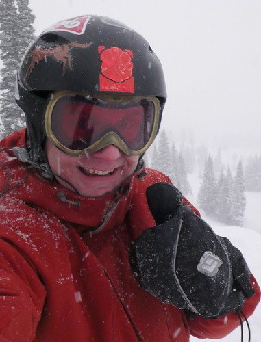 thumbs up for Jackson Hole