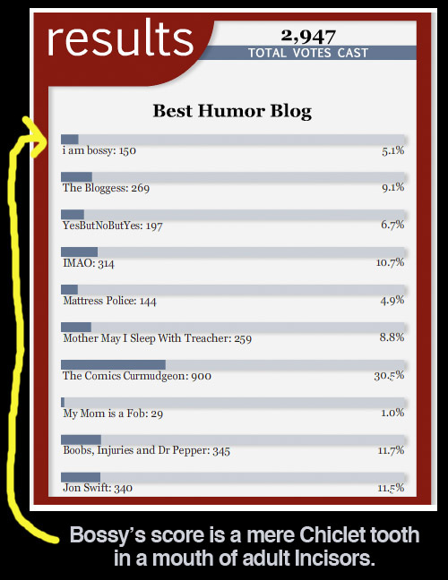 weblog-graph-i-am-bossy