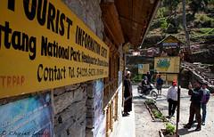 Langtang Entrance (charles lovely) Tags: park nepal camp mountain mountains tourism trekking trek highway asia district tourist medical national kathmandu himalayan ngo fund himalya freindship langtang rasuwa charleslovely themountainfund chucklovely mountainfundorg thuloshyaphru