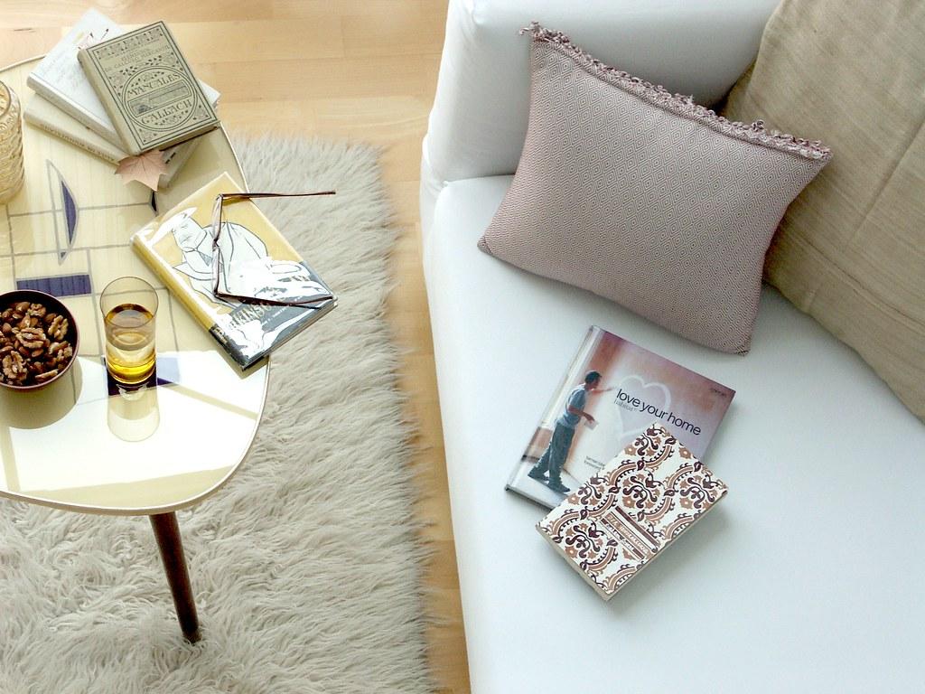 Avid reader's corner...
