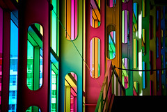 Colors Colors Colors (julien.david) Tags: color downtown montreal saturation couleur palaisdescongres