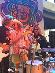 Tim, Artemis Pyle, Dave & Clay