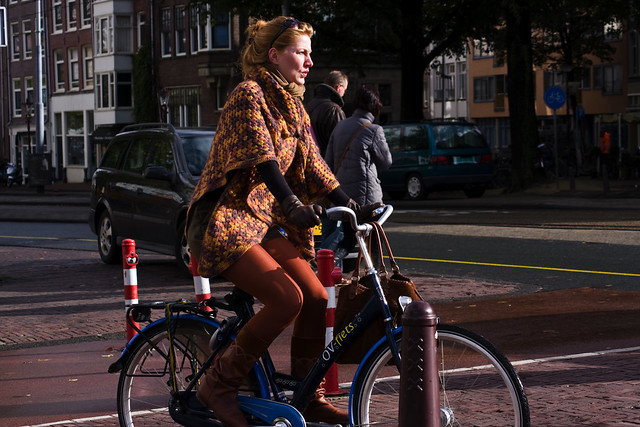 Amsterdam Cycle Chic - Marleen
