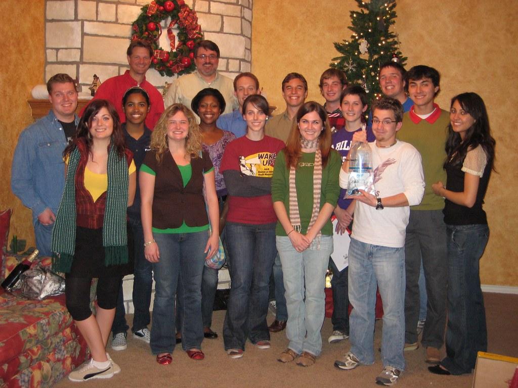 2008-2009 JMC Network Staff