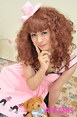 Mia Naruse (Artemis Japan crossdressing service Tokyo Yokohama) Tags: travel pink wedding art up japan photography photo pin dress cosplay sweet cd makeup crossdressing tgirl lolita transvestite kimono makeover maid crossdresser pinup ts outing 制服 gyaru nikkon house  ロリータ gosic femalevoice transvistites
