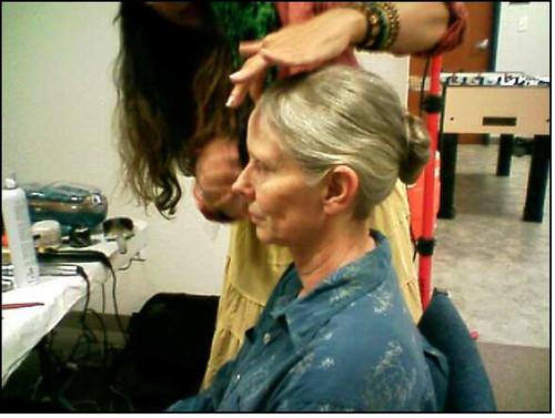 Bernie - Getting My Hair Done