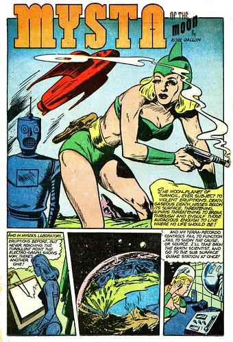 Planet Comics 45 - Mysta (Nov 1946) 00