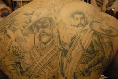 History of Mexican Tattoos