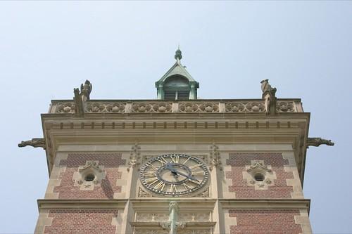 NRHS Main Entrance