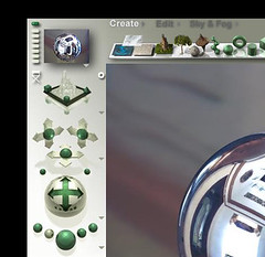 Bryce6 GUI