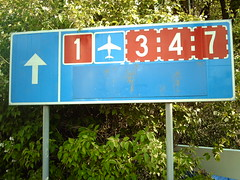 1 [aeroplane] 3 4 7 (hugovk) Tags: camera blue red summer 3 sign digital suomi finland 1 helsinki 4 july 7 aeroplane arrow helsingfors hvk 2