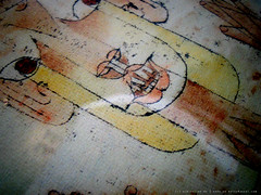 documenta 12 | Paul Klee | 1920 | Fridericianum brtween groundfloor and 2. floor